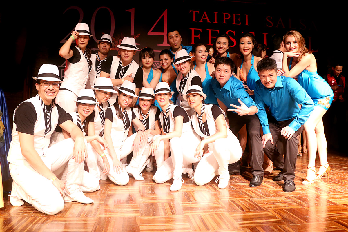 Bailalo Dance Studio Students